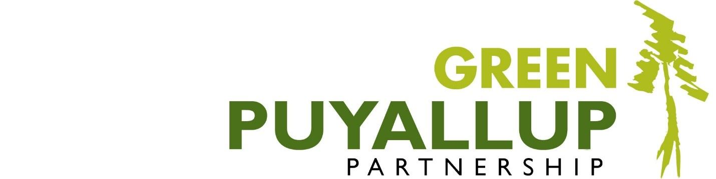 Green Puyallup Partnership Logo