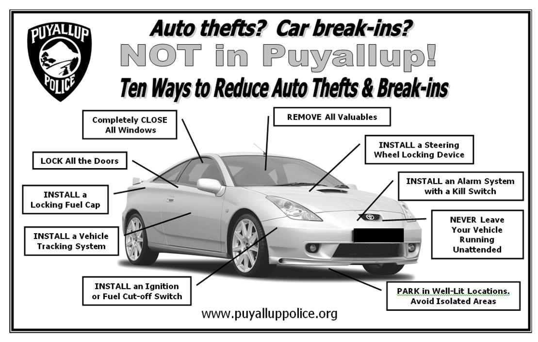 Auto Thefts