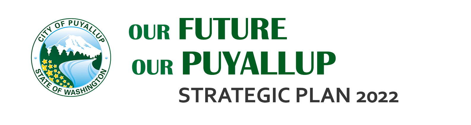 Our Future Our Puyallup logo