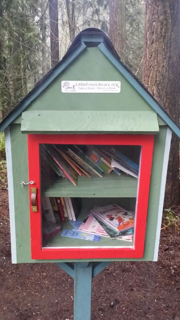 Little Free Library Wildwood Park