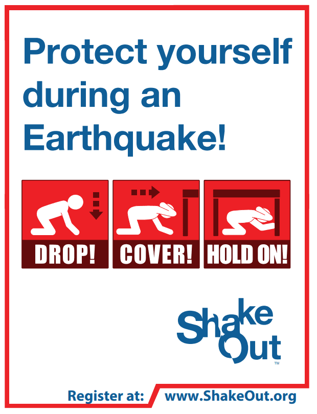Protect Yourself During an Earthquake