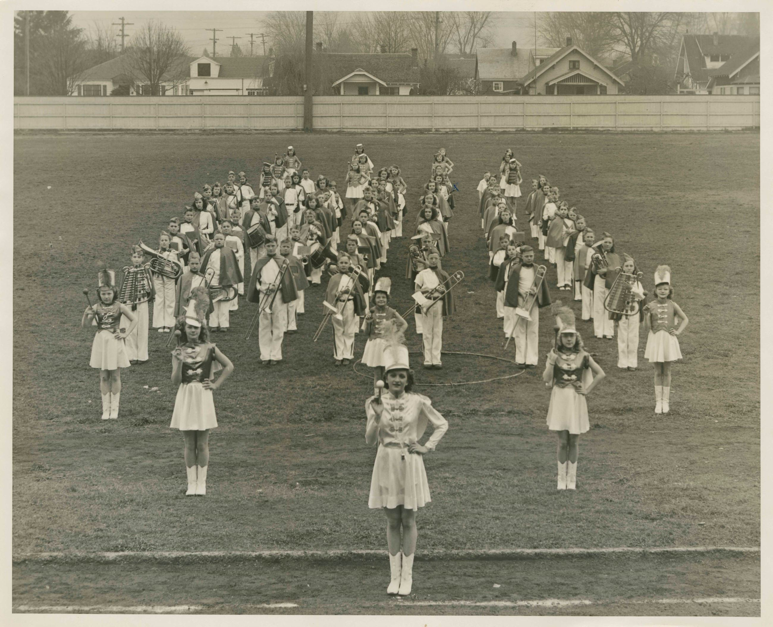 Meeker School band