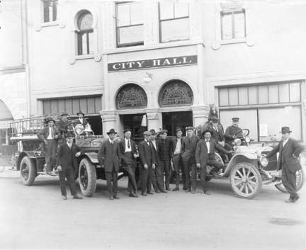 1918 - Puyallup Fire Department