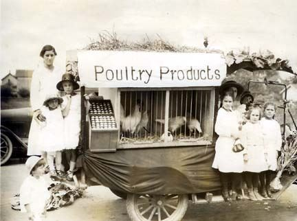 Selling Poultry Products