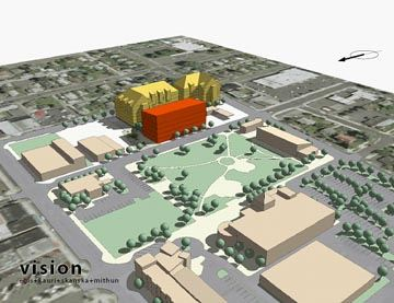 Puyallup Civic Campus Concept